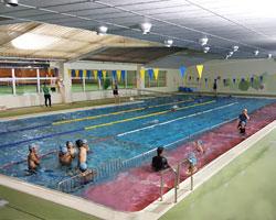 25m温水プール