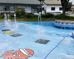 子供用プール(夏季限定)